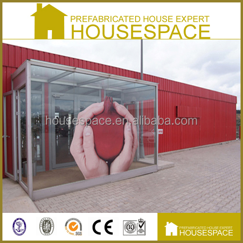Decorated Environmental Friendly Green Building Material Shop