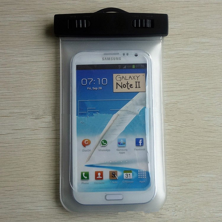 New Arrival Ipx8 Compass Pvc Waterproof Bag For Phone