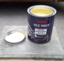 Excellent Adhesion 2K HS Filling Primer auto paint refinish for cars