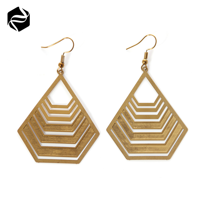 Wholesale Fashion Jewelry Women Colorful Cheap Jhumka Earrings Made In China