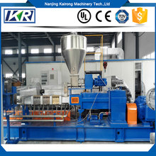 Lab Underwater Pelletizing System Extruding Pelletizer Machine/Polymer Compounding Plastic Extrusion Machine
