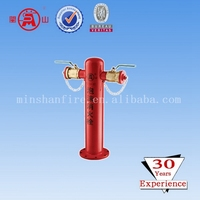 Stainless steel type foam fire hydrant for fire fighting