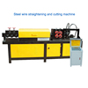Automatic Metal Wire Straightening Machine And Metal Wire Cutting Machine