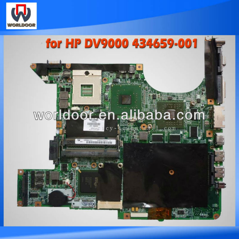 434659-001 laptop motherboard drivers with fully tested