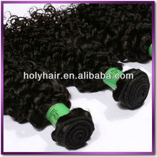Easy to dye indian kinky curly remi hair weave 100% Remy Indian virgin hair