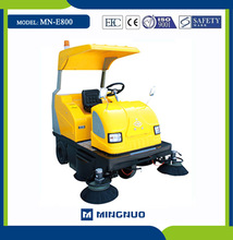 CE Standard European Quality electric driving type Industrial used Sweeping machine, floor cleaner machine MN-E8006