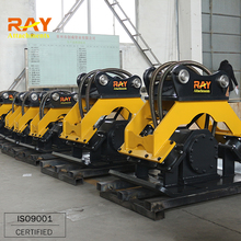 Mini earth soil vibrator plate compactor capacity for sale