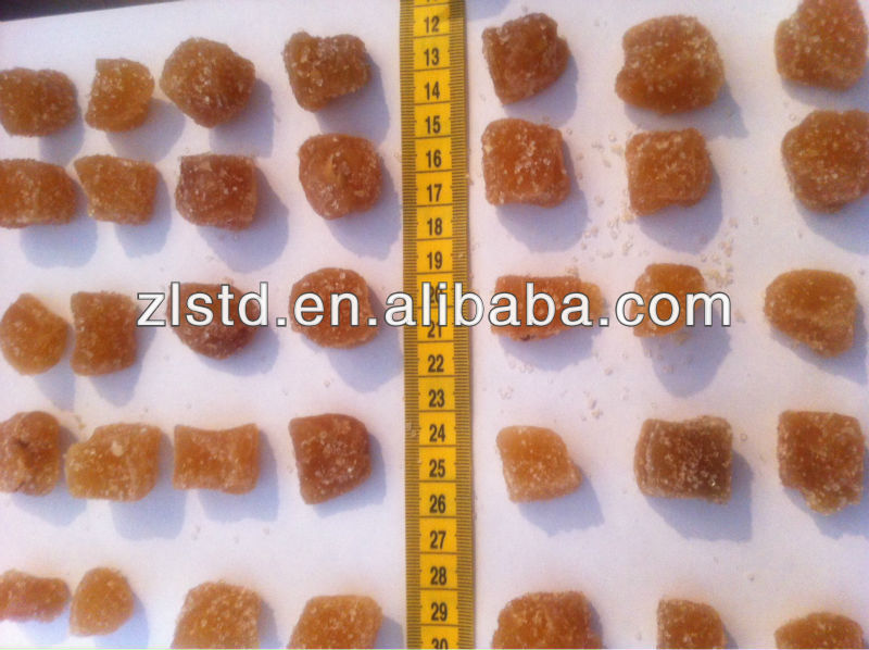 Export China crystallized ginger price per kg