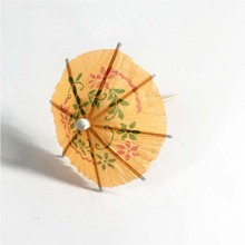 Little Party Umbrella Picks