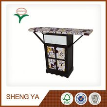 Clothes Rack With Ironing Board Cabinet New Product For 2015