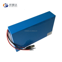 Powerful lithium ion battery pack 60v 20ah for electric scooter motorcycle