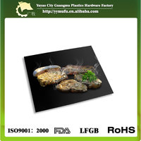 Our grill mat Avoid flare ups and cook steaks, chicken and bacon without burning