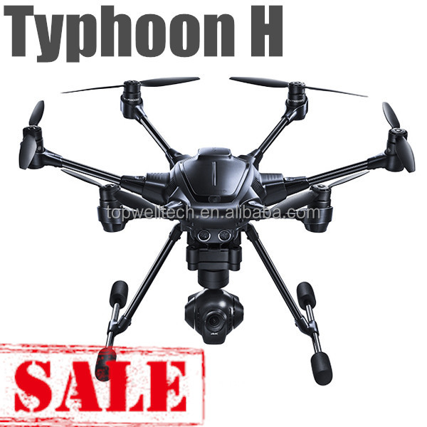 Big discount Typhoon H 5.8G FPV With CGO3+ 4K Camera 3-Axis Gimbal 7-Inch Touchscreen RC Hexacopter drone HD