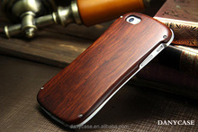 Wholesale high quality Natural Wood Bamboo Case Protect Cover+PC Bumper for Samsung Galaxy S6/S6 Edge and for iphone 6/6 plus/6s