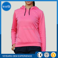 lady bright color pullover design your own hoodie