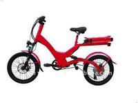 Cheap strong best-selling folding chopper electric bike