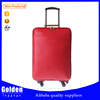 2015 OEM factory Four Wheels Hot Selling PU luggage trolley bags Fashion Leather Travelling Luggage Bag