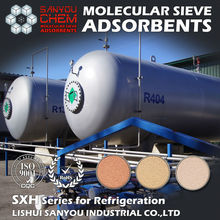 Molecular Sieve Desiccant SXH-5 Substitute of UOP XH-5