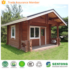 durable prefab wooden cabin