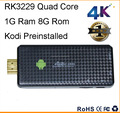 Hot Selling! 4K cheap Kodi stick Google Android TV Stick 1G DDR3 8G Rom Xbmc / Kodi Better than Amazon fire Stick