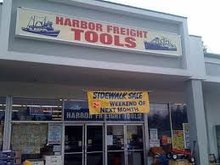 TRUCKLOAD of TOOLS - HARBOR FREIGHT LOAD