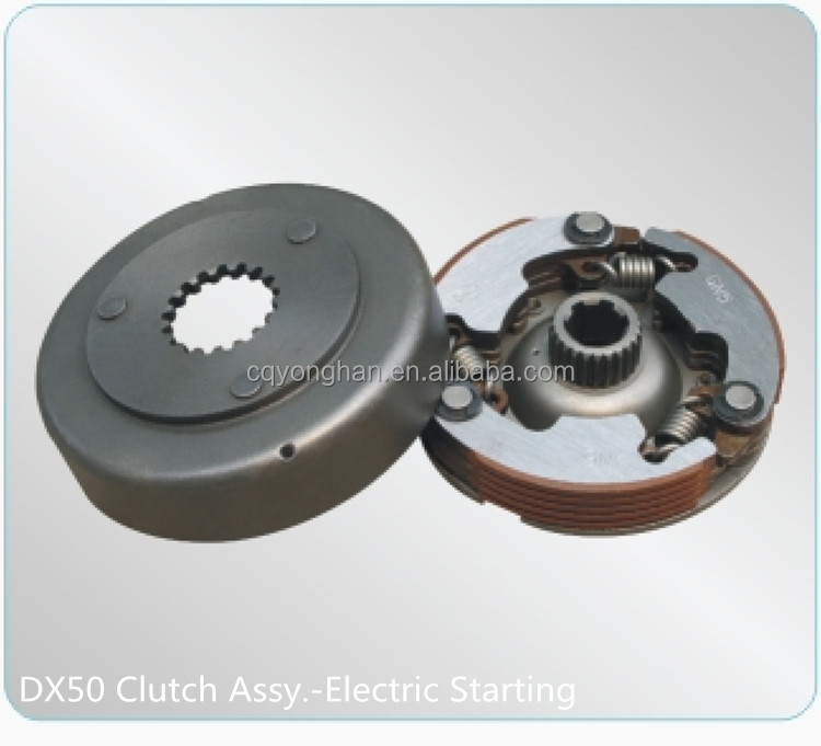DK50 Motorcycle Clutch Assy. Electric Starter