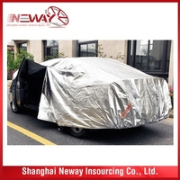 New product useful retractable car cover