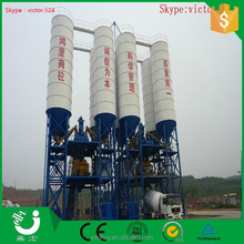 Easy Operating Widely Accepted CE Certified Overseas Engineers Available Concrete Batch Plant Concrete Mix Station