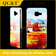 Custom Ultra-thin TPU Blank Sublimation Cell Phone Cases For SAMSUNG A510