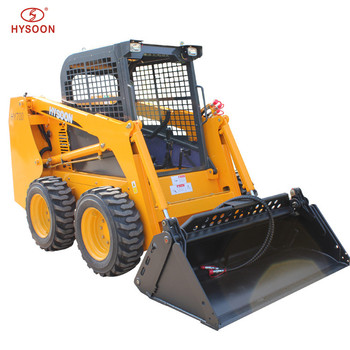 Chinese Bobcat skid steer loader accessories mounted forklift