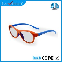 IMAX 3D Glasses wholesale passive 3d glasses china price/OEM cheap 3d glasses for sale/Passive 3d theater movie glasses