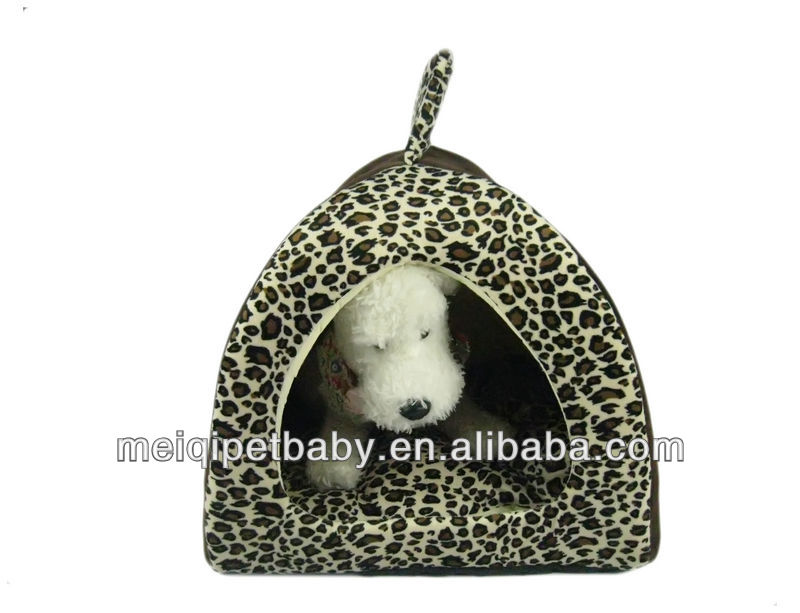 New style great warm luxury soft dog houses for small dog china pet supplies