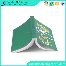 Paper Board Paper Type and Magazine Product Type Catalogue Printing with A4 A5 Paper