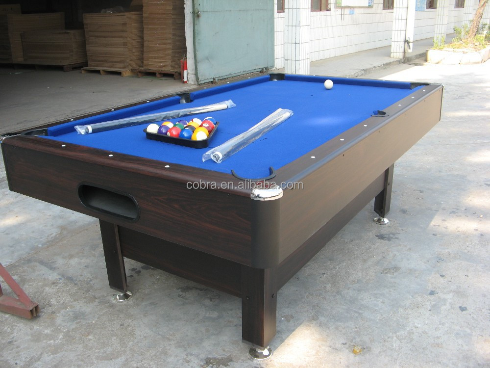 Kbl 08a10 pool table with 3 funcations buy multi for 10 snooker table