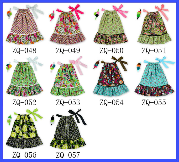 2015 New Arrival 4th Of July Blue White Red Girls Party Dresses Cotton Long Maxi Chevron Dress Frock Design For Baby Girl