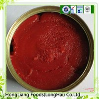 28 30 Brix high quality thick tomato paste in drum