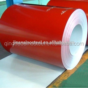PVDF Color Cated Aluminium