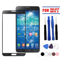 For Samsung Galaxy Note 3 Front Glass Screen Cover