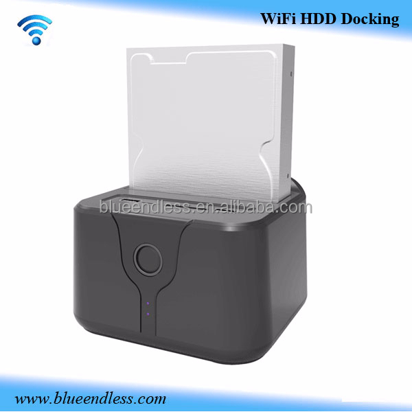 multi function wifi hard drive dock sata usb3.0 all in 1 hdd docking station driver