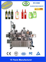 Suren made automatic label pasting machine for sale