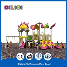 2017 best quality outdoor playground New design attractive outdoor homemade playground equipment