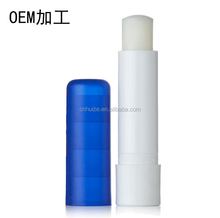 Ningbo factory selling directly SPF15 FDA approved sun stick empty lip balm containers lip balm