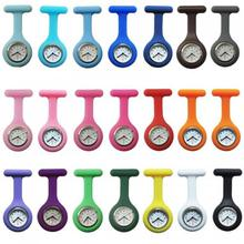 Wholesale Nurse Watch Silicone zinc alloy with more color 312992