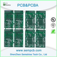 Washing Machine Electronic Pcb Circuit Board ,Led Bulb Pcb Design ,94V0 Rohs Pcb Assembly Manufacture