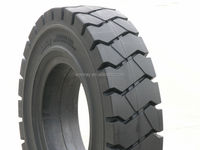 High Loading solid OTR tyres 12.00-24, gomme piene per auto