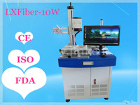 Agent wanted &New designed LXFiber-10w laser marking machine/for Gift and Jewelry Chain Stores