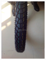 Hot sale motorcycle tyre/ 3.00-18 rubber tyre / tube tire