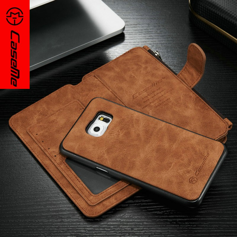 for samsung galaxy s7 wallet case with ID card holder book wallet flip leather cover, for samsung galaxy s7 case