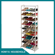10 tier plastic a shoe rack