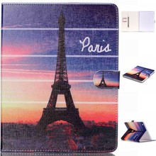 Customized Designs Belt Clip leather Case for ipad 2 3 4, for apple ipad 2 3 4 case with stand